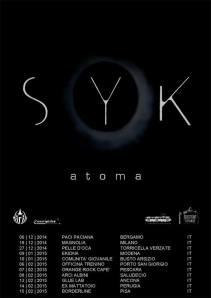 syk tour